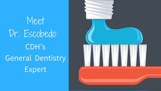 General Dentistry Expert Dr Daniel Escobedo