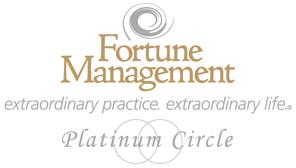 Fortune Management Platinum Circle logo